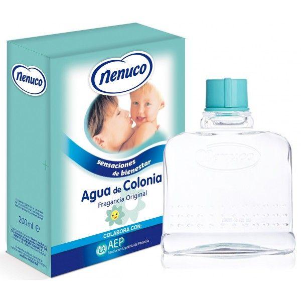 Agua de Colonia Cristal Nenuco 400 ml 0m+