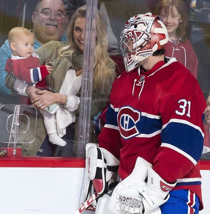 Liv,Angela & Carey Price