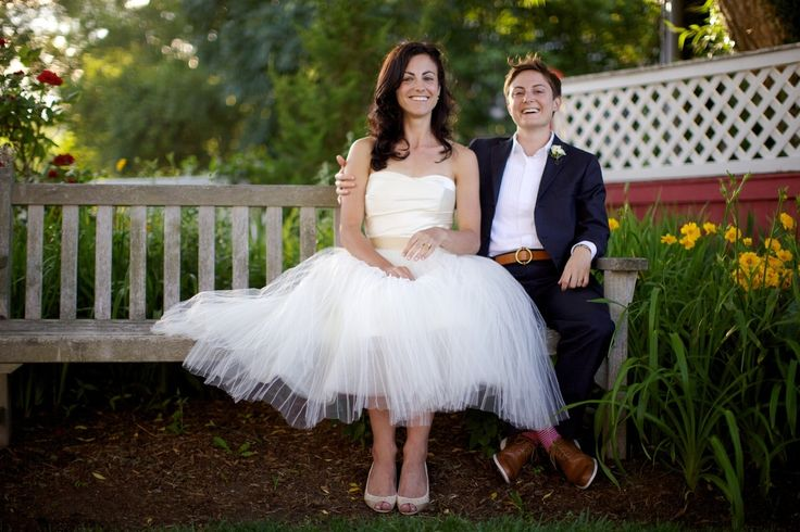 Love is too beautiful to be hidden in a closet #lgbt #love #weddings