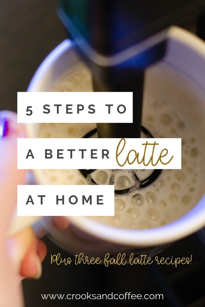 99fcddcbe00bb Here are five easy ways to make a better latte at home so you can save