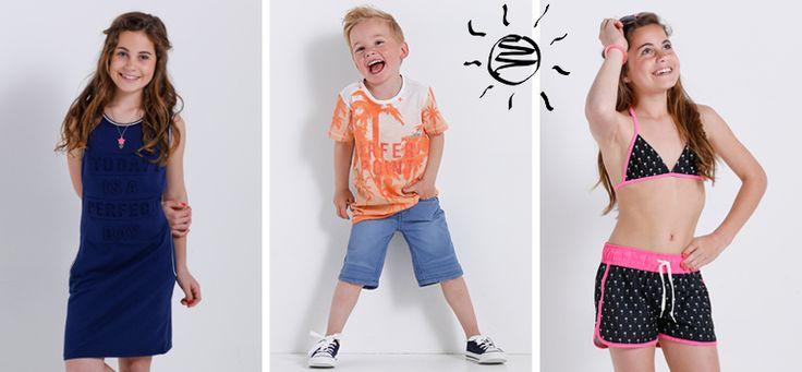 Ben jij ook zo blij met het zomerse zonnetje!? We hebben al lekker mogen genieten van het heerlijke warme zomerweer. We hopen natuurlijk dat dit zomerse weertje de komende tijd zo blijft. Lekker buiten spelen, buiten leven en genieten van het zonnetje. Heerlijk! Met dit zomerse weer en de zomer in het vooruitzicht hebben we natuurlijk ook fashion items nodig om luchtig en stralend voor de dag te komen. Met deze zomerse fashion items voor meisjes en jongens komt het helemaal goed. Enjoy the…