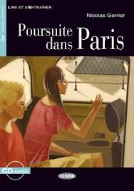 Comes with a CD. A story about two young kids in Paris who have to solve a mystery. Grammar and comprehension activities throughout the book.
