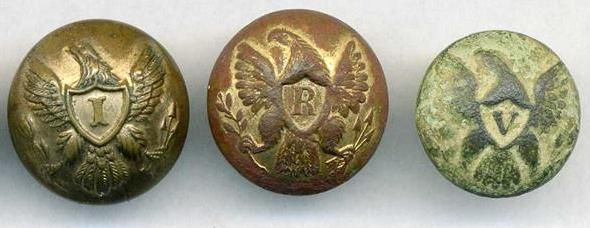 US Military Uniform Buttons Interesting Facts
