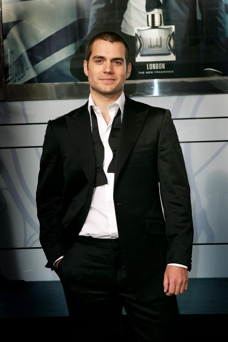 Superman Actor Henry Cavill