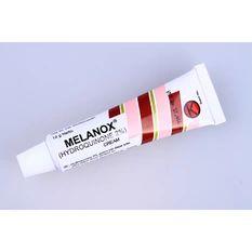 Cream Penghilang Bekas Jerawat Melanox Hydroquinone 2%