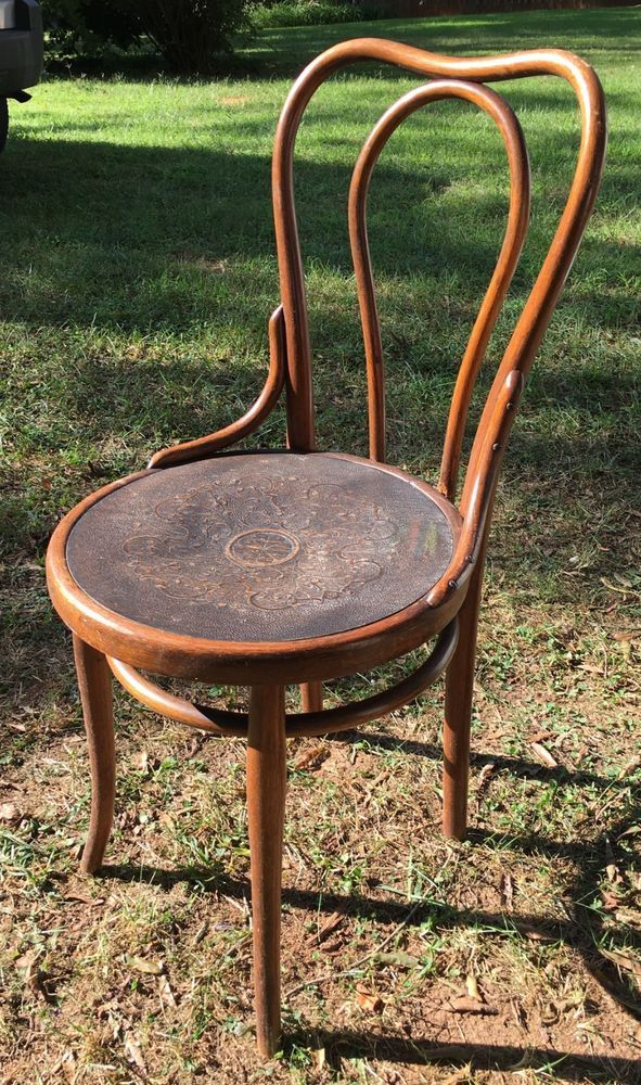 1903 Super Rare Thonet Bentwood Chair Used In Cincinnati S Palace