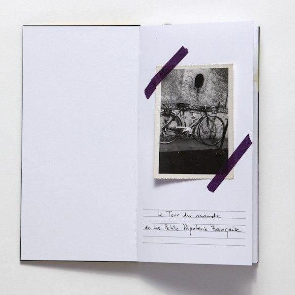 Carnet de Voyage - La Petite Papeterie Française