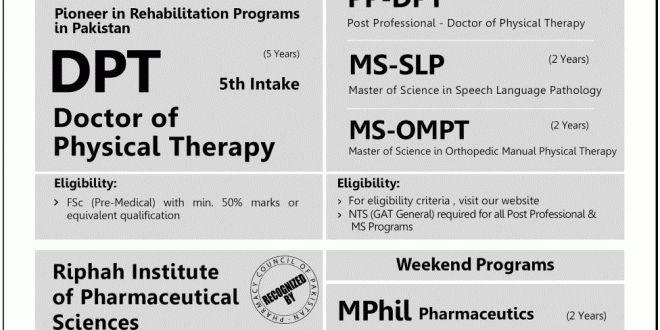 Shaheed Zulfiqar Medical University Admissions  New Jobs Portal
