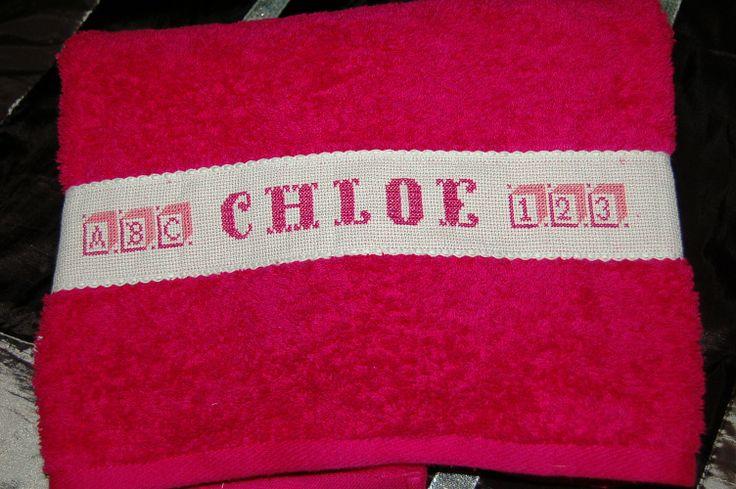 Chloe Towel