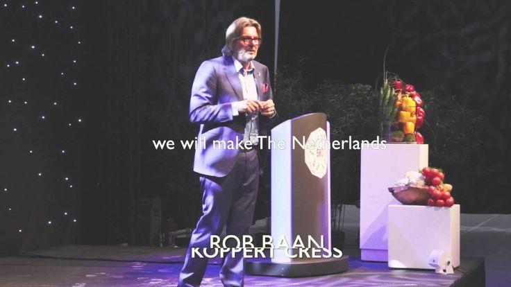 Celebrating 5000 days of Koppert Cress with our Friends! An awesome third day celebrating 5000 days with talks from Rob Baan (Koppert Cress), Adjiedj Bakas (...