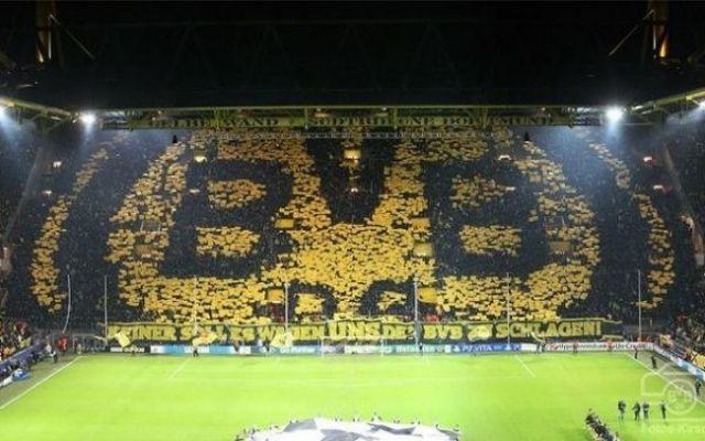La forza del Borussia Dortmund!