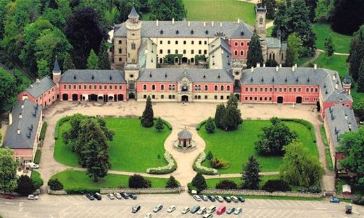 Sychrov Castle - Constructed in 1690.
