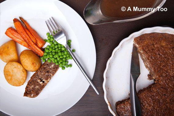 Vegetarian Special K roast (recipe)