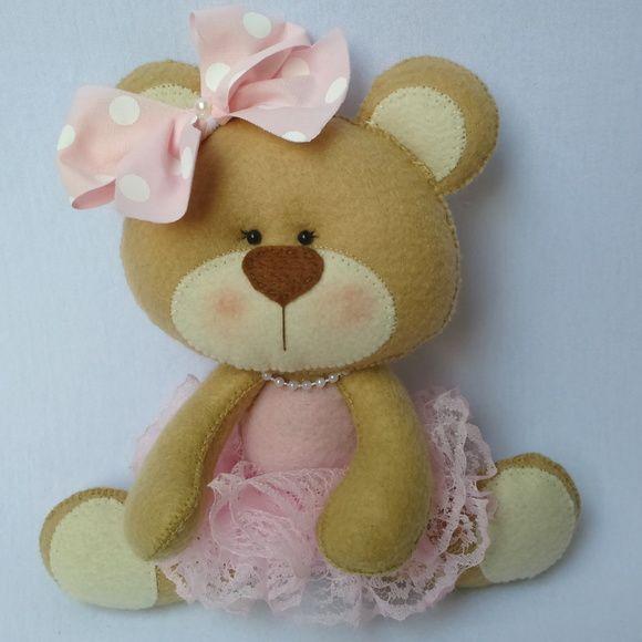 Ursinhas decorativas