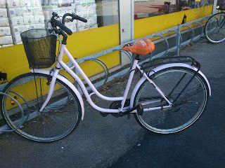 I lost myself in Wonderland...: Las bicicletas son para el verano...