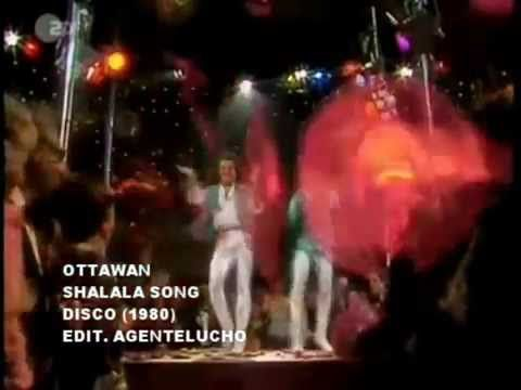 ottawan - shalala song (1980) stereo - YouTube