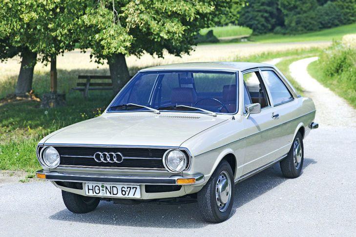 Audi 80 der ersten Serie (B1)