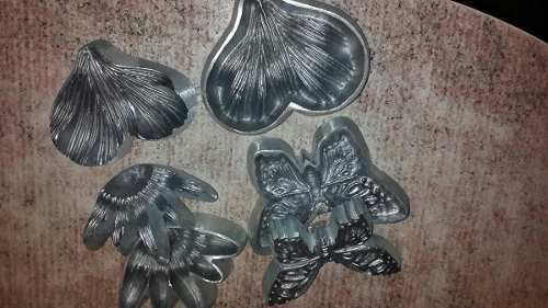 Frisadores, Aluminio, Moldes, Flores Goma Eva, Frizadores - $ 100,00
