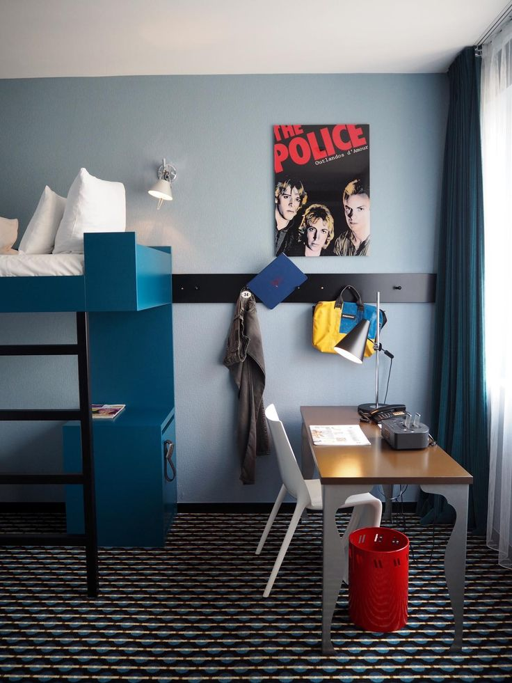 25hours Hotel by Levi's | Frankfurt am Main