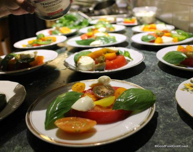 Goldtoast Supper Club, Bree Denman, secret dining group Gold Coast | Good Food Gold Coast