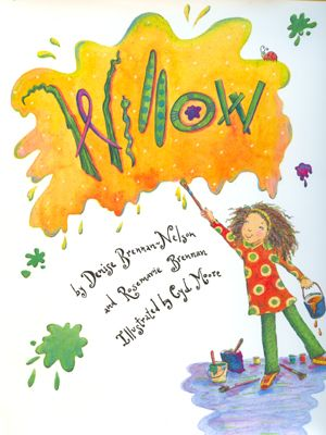 Willow: A wonderful children's book about art and imagination (review with interior photos...)