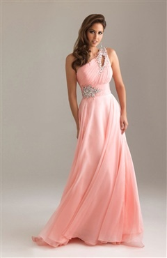 Elegant fuchsia color prom dress by shimmer 59912