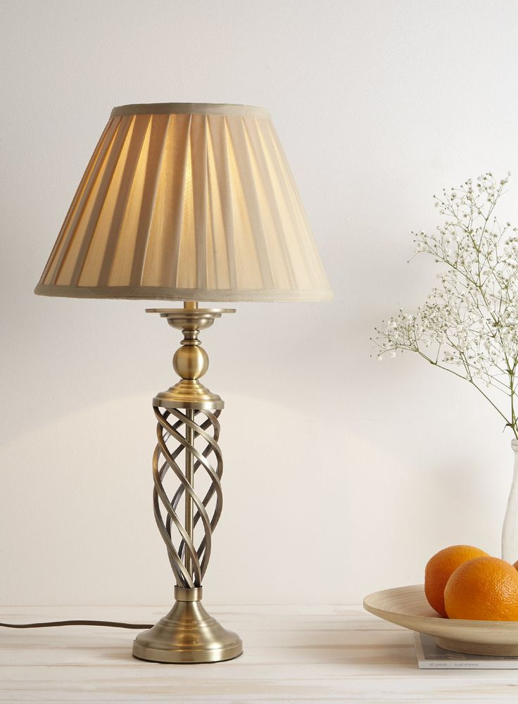 Torchiere Table Lamp - BHS