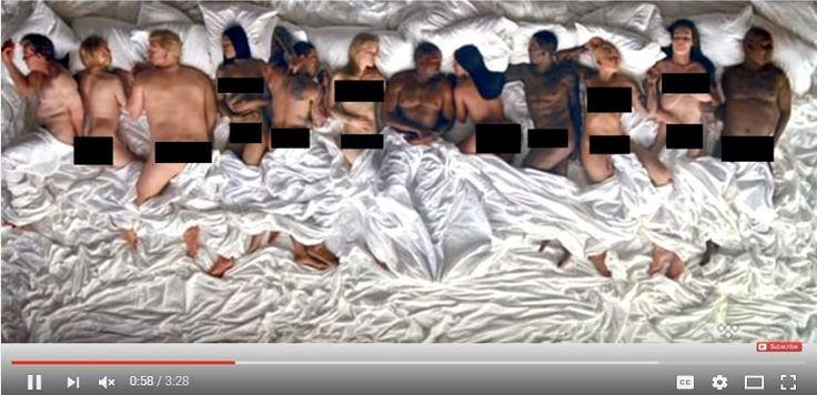 Pose Ranjang Taylor Swift dan Donald Trump Tanpa Busana di Video Youtube : Heboh Kanye West Nekat Pamer Pose Ranjang Taylor Swift Cs Tanpa Busana di Video Youtube Famous Ini?