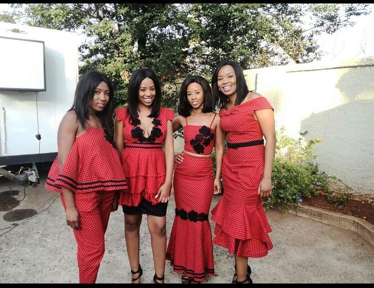 Mbalis bridesmaids