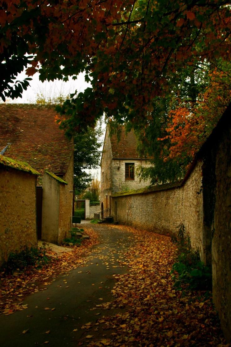 Provins, France...: