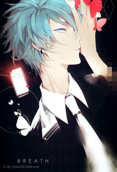 Hot anime guy!