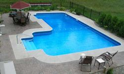 25 Best Ideas About Pool Shapes On Pinterest Pool Designs Swimming Pool Designs And Swimming