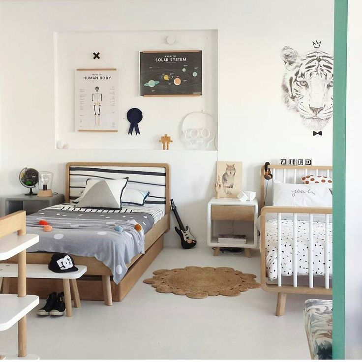 Modern Shared Boy Room: 5756 Best Little Decor Images On Pinterest