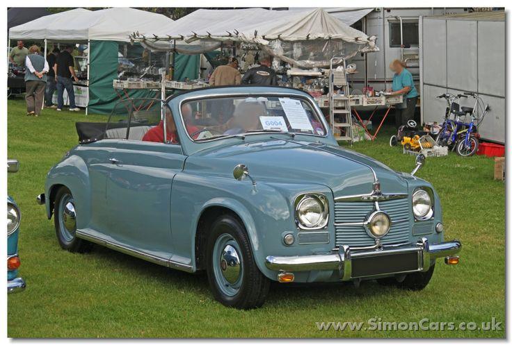 Rover 75 1950 DHC front.jpg 1,054×712 pixels