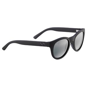 Maui Jim Liana Polarized Sunglasses - Tortoise with Black Temples/HCL Bronze  Mirror
