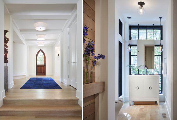 219 best bathrooms images on pinterest bathroom ideas for Tudor bathroom ideas