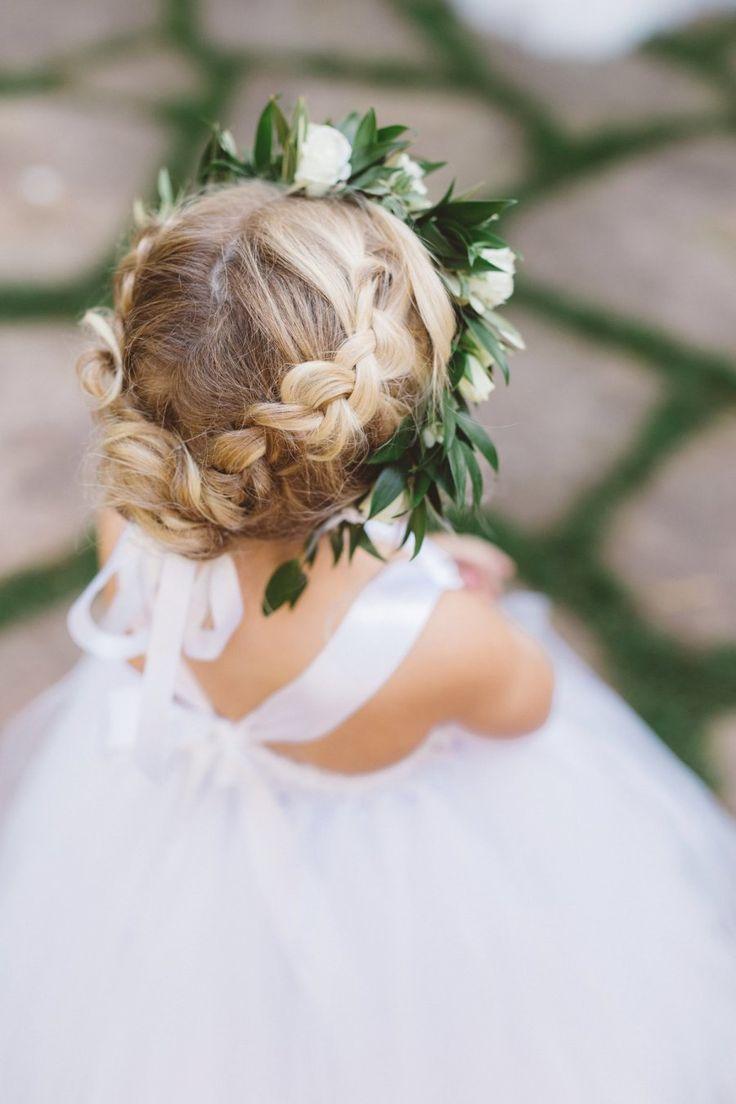 Geflochtene Boho-Blumenkrone: Blumenmuster: Casa Blanca Floral & Event Design - ...  #blanca #blumenkrone #blumenmuster #design #e