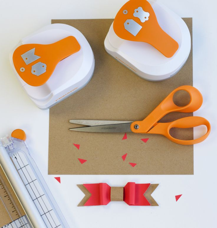 Looking for just the right gift for a crafter? Get them a tool they'll use for everything! Fiskars Original Orange-Handled Scissors are a highly trusted tool that can be used for all types of projects.