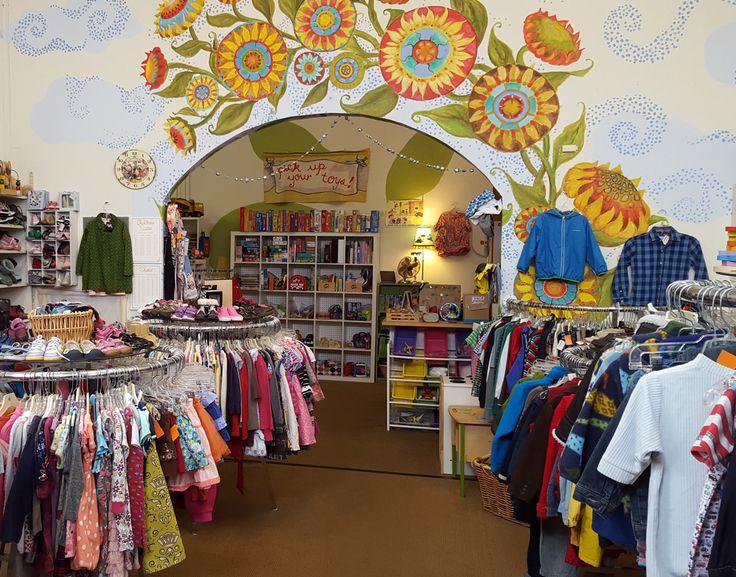 Toy Shop Interior Design