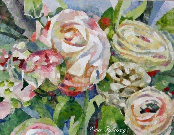 Malarstwo - Ewa Tyburcy
