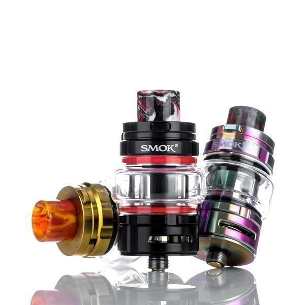 Smok Tf Mesh Sub Ohm Tank Vape Tanks Glass Extension Bubble Glass