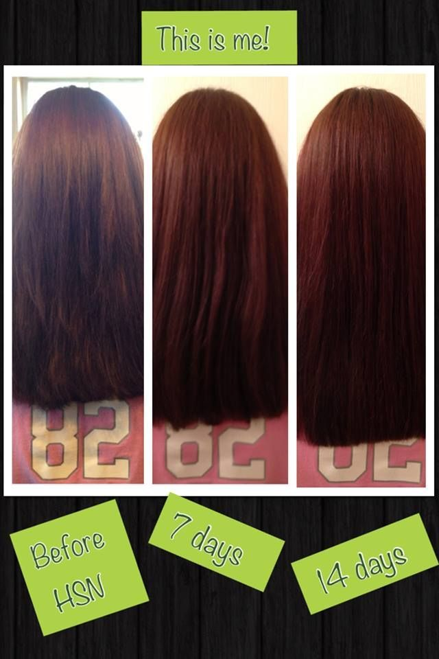 14 day results from using Hair Skin & Nails. #itworks | It ...