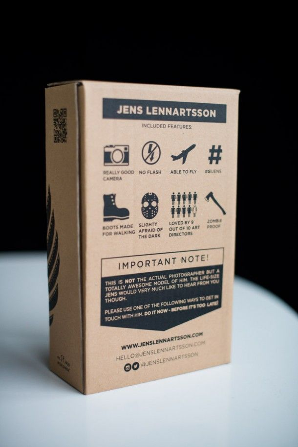 photography resume%0A Jens Lennartsson Photography Mail Promo      x    We Want This Resume for  Christmas