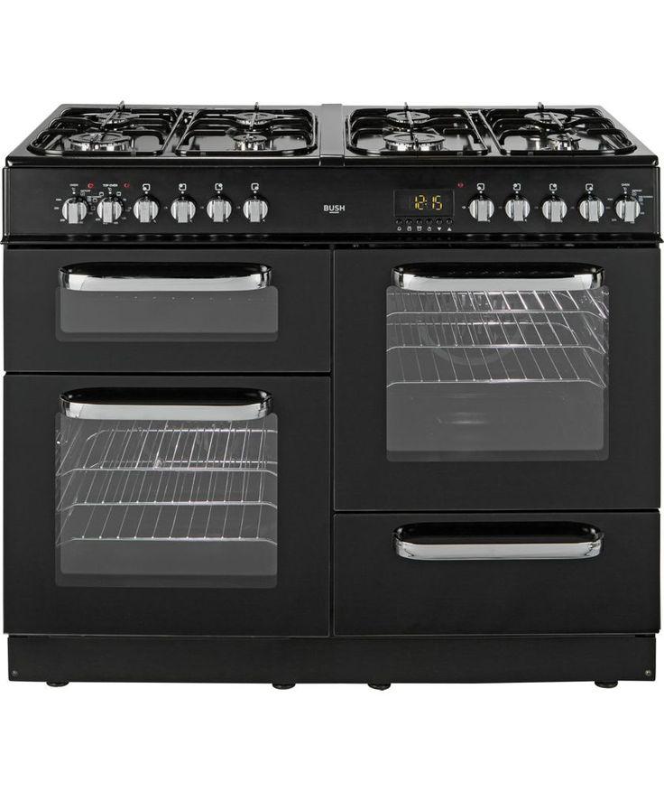Freestanding Range Cookers Uk Part - 23: Buy Bush BCLU100DFB Dual Fuel Range Cooker- Black At Argos.co.uk - Your  Online Shop For Freestanding Cookers. | House Decor Ideas | Pinterest |  Dual Fuel ...