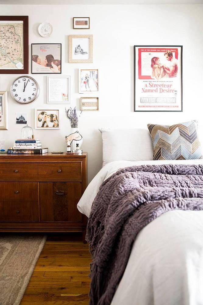 tiny apt bedroom ideas.