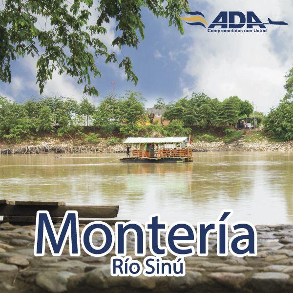 ¿Sabías que en Montería se encuentra el parque lineal más largo de Latinoamerica?