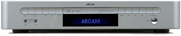 Arcam Solo Neo Mini-System. $1,999 (without matching Muso Speakers) CD/AM Radio/Internet Radio Streaming (Wireless)/ Integrated Amplifier (75-watts/channel), with alarm clock functions. (in Silver) British audiophile manufacturer, Arcam's Mini-System has enough power to drive many types of loudspeakers, though Arcam offers matching Muso speakers (optional). Has remote control  input for Home Automation Systems. Looks & sounds very good. More Info on Manufacturer's Product Page…