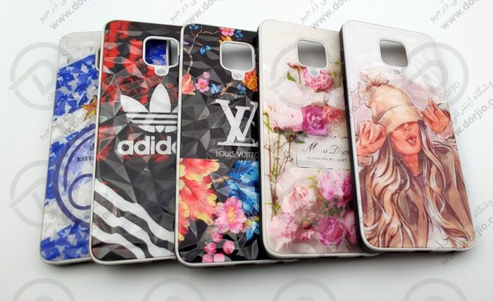 قاب طرحدار شیائومی ردمی نوت 9 پرو مکس Xiaomi Phone Cases Electronic Products