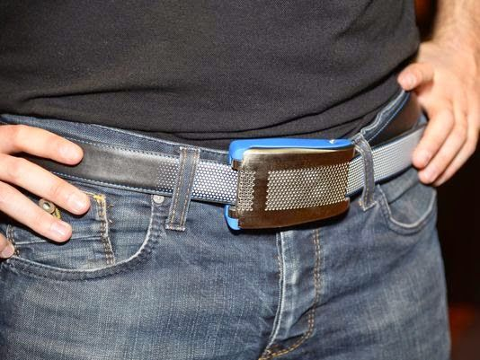SCAN DPG Blog: Fit Fashion- The Smart Belt