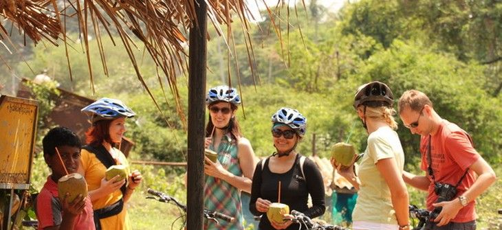 Countryside Cycling tour near Bangalore | Padhaaro